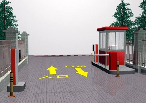 烟台停车场系统