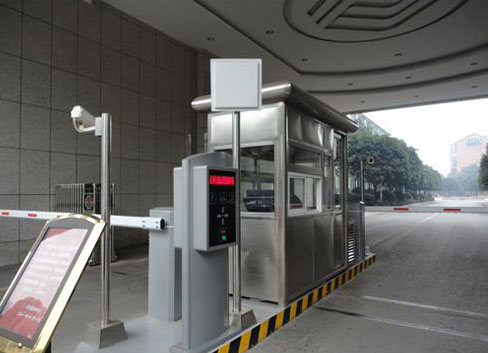 烟台停车场管理系统