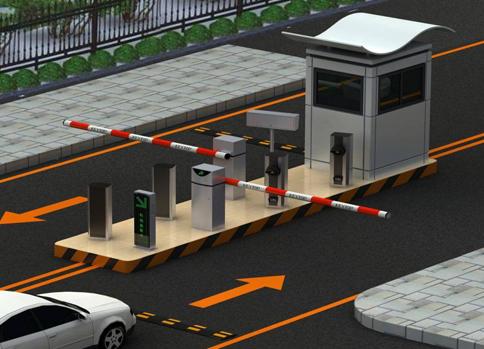 烟台智能停车场系统道闸