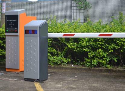 安装停车场系统