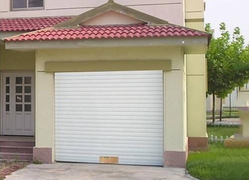 威海欧式卷帘门