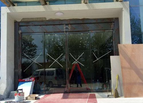 长岛玻璃自动门