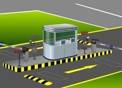 烟台智能停车场系统