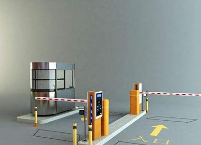 安装智能停车场系统