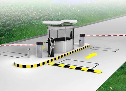 智能停车场系统设备