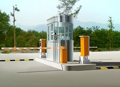 蓬莱停车场系统工程
