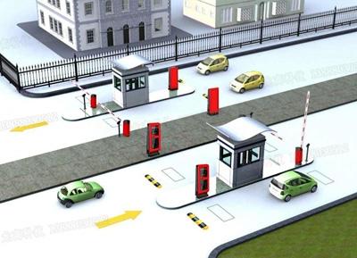 蓬莱停车场系统定制