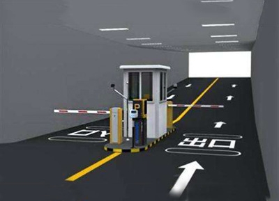 蓬莱定制停车场系统
