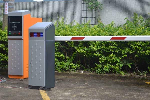 长岛智能停车场系统