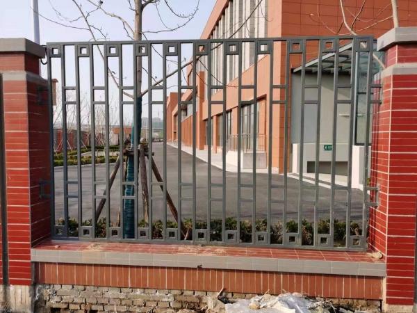 海阳铝艺栏杆